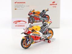 Marc Marquez Honda RC213V #93 Weltmeister MotoGP 2016 1:12 Spark