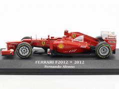 Fernando Alonso Ferrari F2012 #5 formule 1 2012 1:43 Atlas
