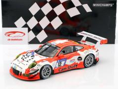 Porsche 911 GT3 R #12 24h Nürburgring 2017 Manthey Racing 1:18 Minichamps