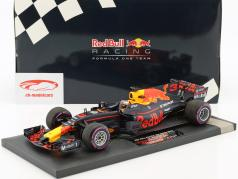 Daniel Ricciardo Red Bull RB13 #3 Mexican GP formula 1 2017 1:18 Minichamps