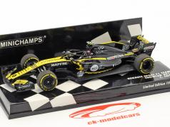 Carlos Sainz jr. Renault R.S.18 #55 Showcar formula 1 2018 1:43 Minichamps