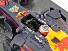 Daniel Ricciardo Red Bull RB13 #3 mexicain GP formule 1 2017 1:18 Minichamps