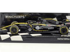 Nico Hülkenberg Renault R.S.18 #27 Showcar formule 1 2018 1:43 Minichamps