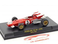 Jacky Ickx Ferrari 312B #3 Formula 1 1970 1:43 Altaya