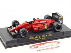 Gerhard Berger Ferrari F1-87/88C #28 Formel 1 1988 1:43 Altaya