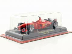 Eddie Irvine Ferrari F399 #4 Formel 1 1999 1:43 Altaya