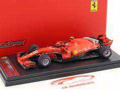 Kimi Räikkönen Ferrari SF71H #7 3rd Australien GP Formel 1 2018 1:43 LookSmart