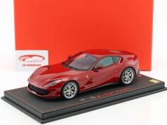 Ferrari 812 Superfast Salon de Geneve 2017 red 1:18 BBR