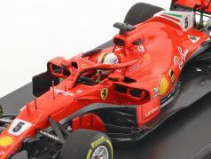 Sebastian Vettel Ferrari SF71H #5 gagnant Australie GP formule 1 2018 1:43 LookSmart