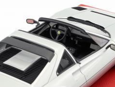 Ferrari 208 GTS Turbo year 1983 silver 1:18 BBR