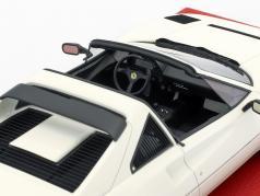 Ferrari 208 GTS Turbo année de construction 1983 blanc 1:18 BBR
