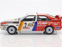 Audi Quattro A2 #2 gagnant AvD/STH Hunsrück Rallye 1984 Demuth, Lux 1:18 Minichamps