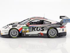 Porsche 911 GT3 R #17 Heat Winner Oschersleben GT Masters 2017 Ammermüller, Jaminet 1:18 Minichamps