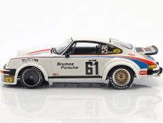 Porsche 934 Brumos Racing #61 24h Daytona 1977 Gregg, Busby 1:18 Minichamps