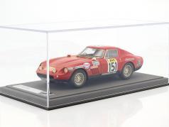 Ferrari 275 GTB/4 #151 Tour de France 1970 Dirty Version With Showcase 1:18 BBR