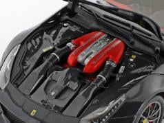 Ferrari F12 TDF daytona black 1:18 BBR