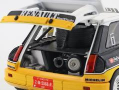 Renault 5 Maxi Turbo #4 2 Rallye de Asturias 1986 Sainz, Boto 1:18 Solido