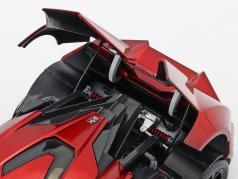 Lykan Hypersport red metallic 1:18 Schuco