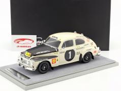 Volvo PV 544 #1 gagnant Rallye Afrique de l'Est safari 1965 J.Singh, J. Singh 1:18 Tecnomodel