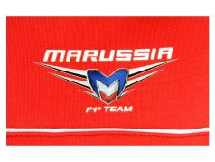 Bianchi / Chilton Marussia Team Polo Shirt formula 1 2013 red / white size 4XL