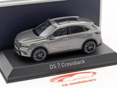 Citroen DS 7 Crossback Performance Line year 2018 gray 1:43 Norev