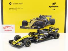 Nico Hülkenberg Renault R.S.18 #27 China GP Formel 1 2018 1:18 Spark