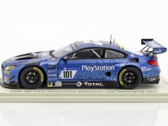 BMW M6 GT3 #101 24h Nürburgring 2017 Walkenhorst Motorsport 1:43 Spark
