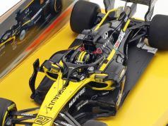 Nico Hülkenberg Renault R.S.18 #27 6 Bahrain GP formule 1 2018 1:43 Minichamps