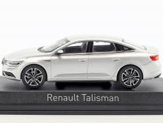 Renault Talisman year 2016 silver 1:43 Norev
