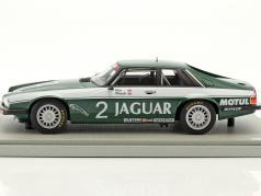 Jaguar XJS #2 gagnant GP Brno 1983 Walkinshaw, Nicholson 1:18 Tecnomodel