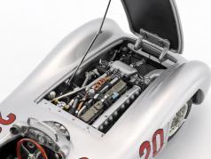 Karl Kling Mercedes W196R #20 GP France Formule 1 1954 1:18 CMC