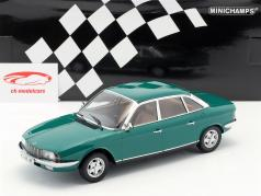 NSU Ro 80 Year 1972 green 1:18 Minichamps