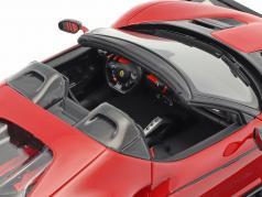 Ferrari J50 Special Edition 2016 tristrato rouge 1:18 BBR