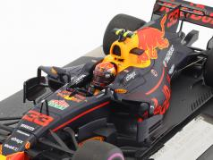 Max Verstappen Red Bull RB13 #33 gagnant mexicain GP formule 1 2017 1:18 Minichamps