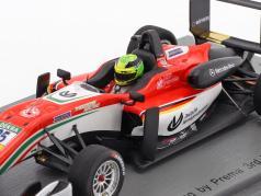 Mick Schumacher Dallara F312 #25 3 Monza GP course 2 formule 3 2017 1:43 Spark