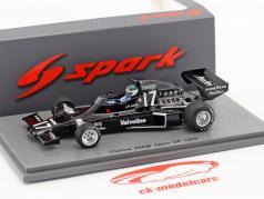 Jean-Pierre Jarier Shadow DN5B #17 Spanien GP Formel 1 1976 1:43 Spark