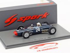 John Campbell-Jones Lola Mk4 #24 britannique GP formule 1 1963 1:43 Spark