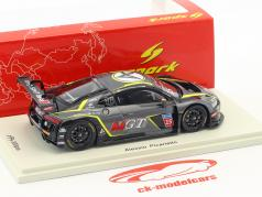 Audi R8 LMS GT3 #15 LMS Cup Champion 2017 Alessio Picariello 1:43 Spark