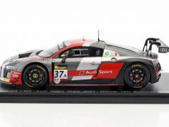 Audi R8 LMS #37 vincitore 12h Bathurst 2018 Frijns, Leonard, Vanthoor 1:43 Spark
