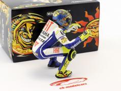 Valentino Rossi figure champion du monde MotoGP 2009 1:12 Minichamps