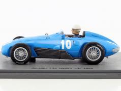 Robert Manzon Gordini T32 #10 italien GP formule 1 1956 1:43 Spark