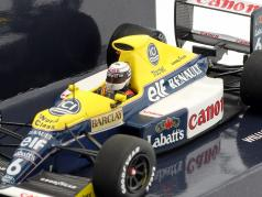 Riccardo Patrese Williams FW13B #6 Formel 1 1990 1:43 Minichamps