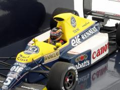 Thierry Boutsen Williams FW13B #5 Formel 1 1990 1:43 Minichamps