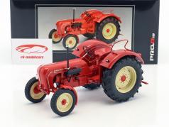 Porsche Master tracteur rouge 1:18 Schuco