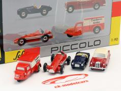 4-Car Gift Set A 1:90 Schuco Piccolo