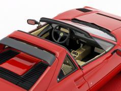 Ferrari 208 GTS Turbo anno di costruzione 1983 rosso corsa 1:18 BBR