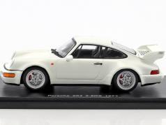 Porsche 911 (964) Carrera 3.8 RS anno di costruzione 1993 bianco 1:43 Spark