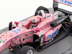 Maximilian Günther Dallara F312 #3 3 ° Zandvoort GP gara 3 formula 3 2017 1:43 Spark