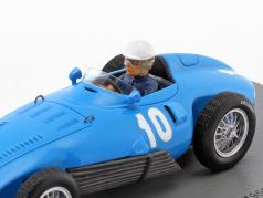 Robert Manzon Gordini T32 #10 italiano GP formula 1 1956 1:43 Spark