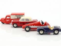4-Car Gift Set A 1:90 Schuco Piccolo